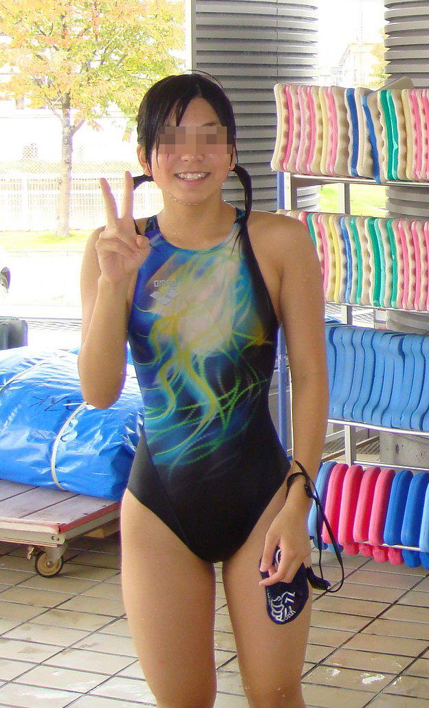 素人女性の競泳水着☆4枚目 [無断転載禁止]©bbspink.comYouTube動画>12本 ->画像>793枚
