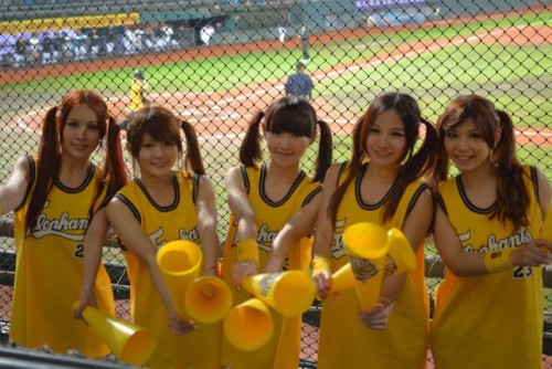 台湾チアガール画像 009