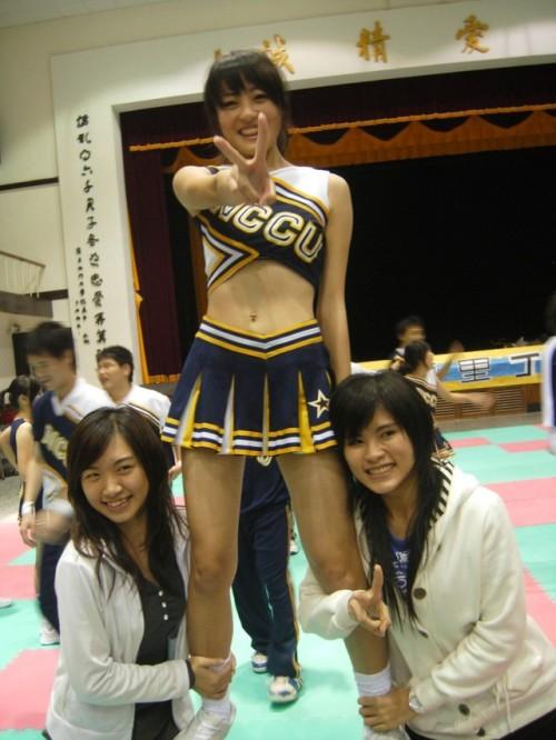 台湾チアガール画像 010