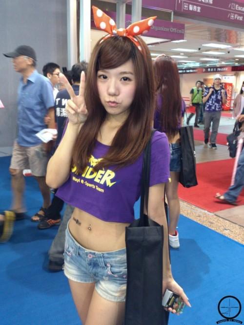 台湾チアガール画像 017