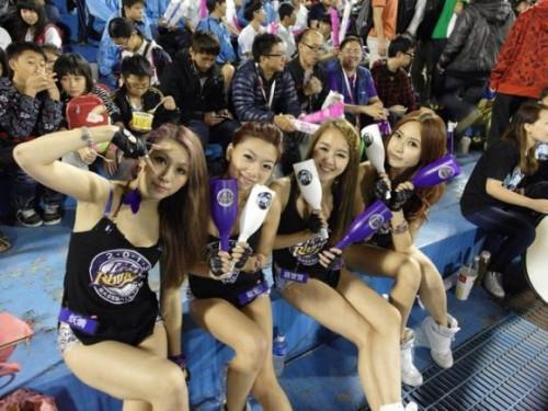 台湾チアガール画像 022