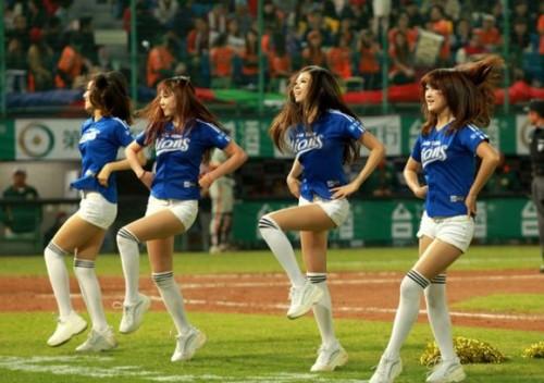 台湾チアガール画像 026