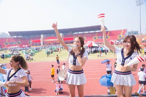 台湾チアガール画像 034