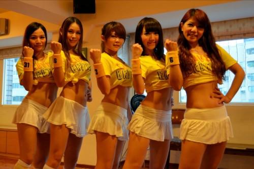 台湾チアガール画像 035
