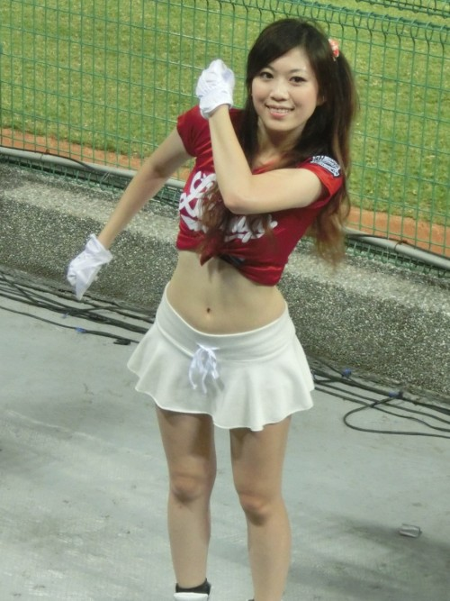 台湾チアガール画像 037