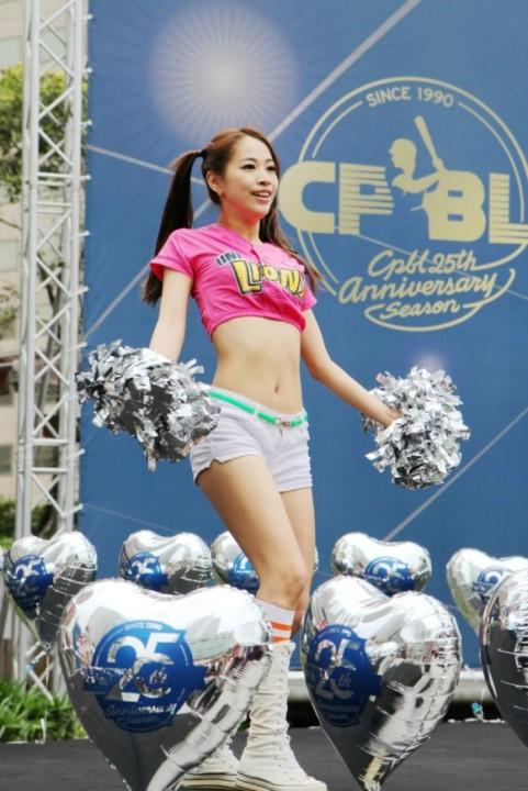 台湾チアガール画像 045