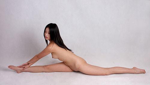軟体女子画像 054
