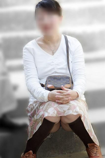 熟女街撮り 画像008