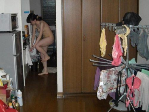 素人風呂上り 画像052
