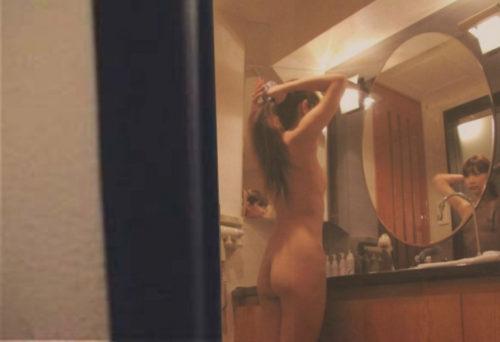 素人風呂上り 画像059