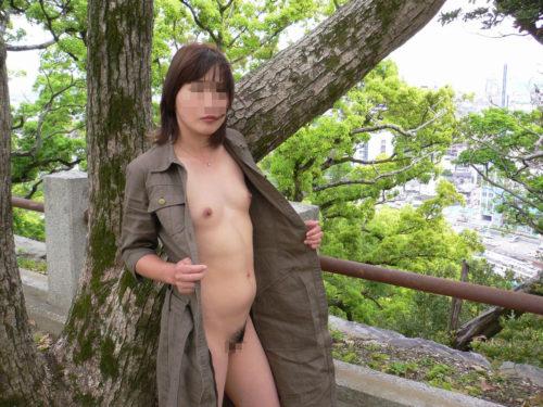 全裸コート 画像003