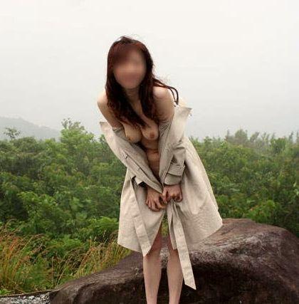 全裸コート 画像013