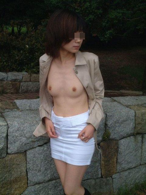 全裸コート 画像039