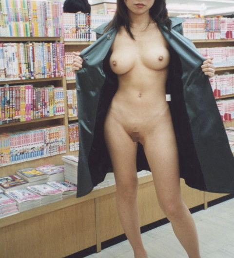 全裸コート 画像056