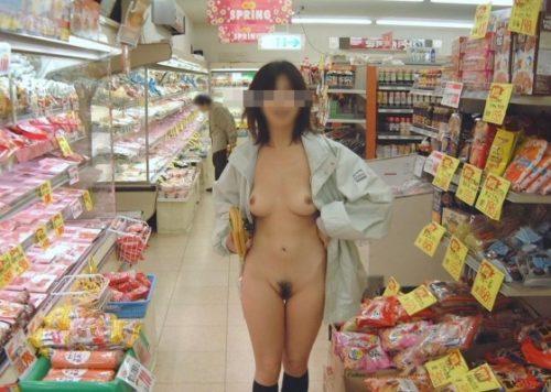 全裸コート 画像058