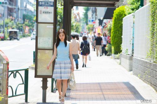 小川桃果 画像001