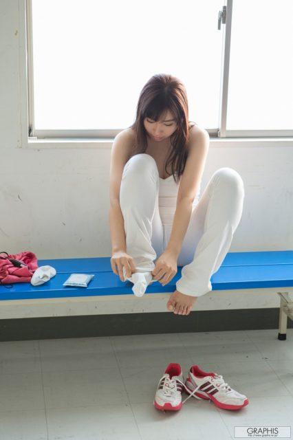 小川桃果 画像038